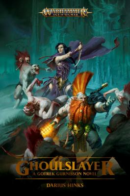 Cover for Ghoulslayer (Warhammer