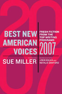 Best New American Voices 2007 Cover