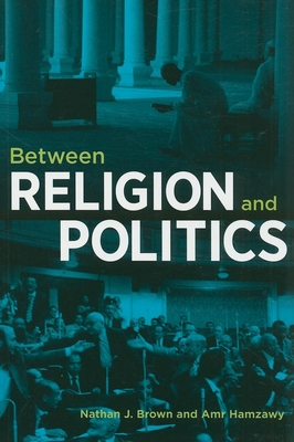 Between Religion and Politics Cover Image
