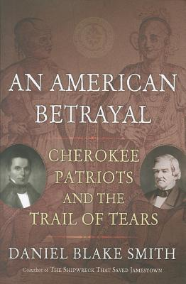 An American Betrayal Cover