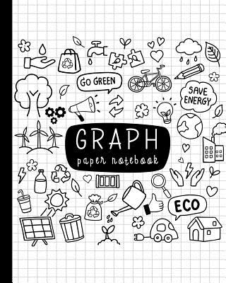 Graph Paper Notebook: Quad Ruled 4x4 Composition Notebook, Math and Science Composition Notebook for Students(Graphing Paper),8x10 Cover Image