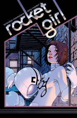Cover for Rocket Girl Volume 1