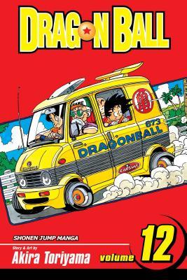 Dragon Ball, Vol. 12 cover image