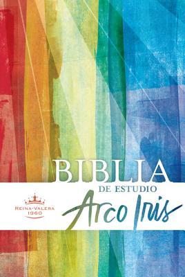Rainbow Study Bible-RV 1960 Cover