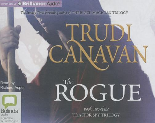Cover for The Rogue (Traitor Spy Trilogy (Audio) #2)