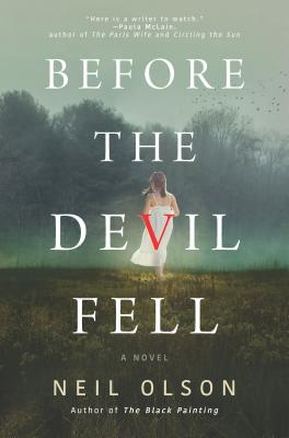 Cover for Before the Devil Fell
