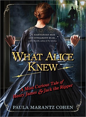 What Alice Knew Cover