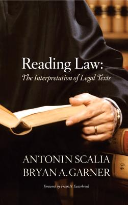 Reading Law Cover