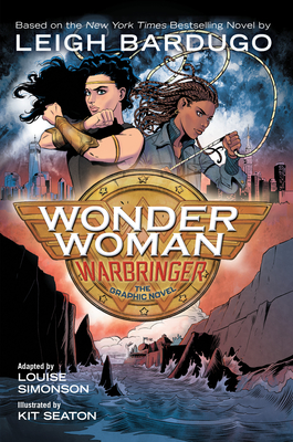 Wonder Woman: Warbringer (The Graphic Novel) Cover Image