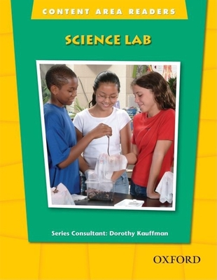 Science Lab (Content Area Readers) Cover Image