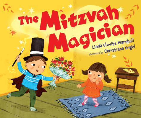 The Mitzvah Magician Cover
