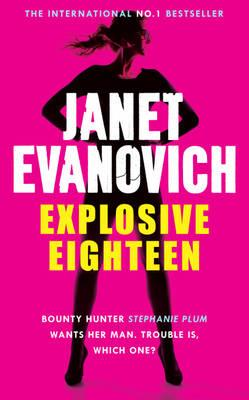Explosive Eighteen Cover Image