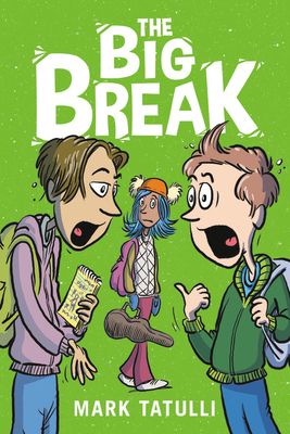 The Big Break Cover Image