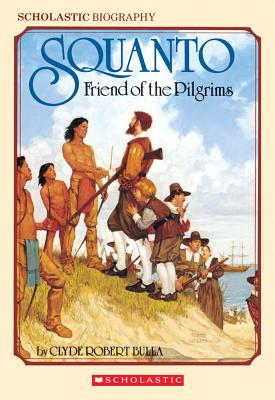 Squanto, Friend of the Pilgrims Cover