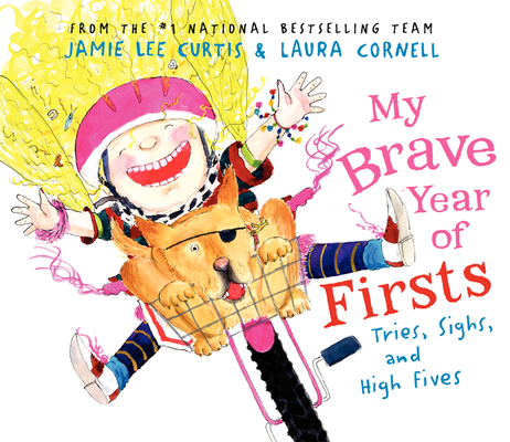My Brave Year of Firsts Cover