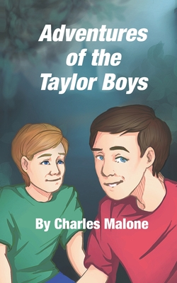 Adventures of the Taylor Boys Cover Image