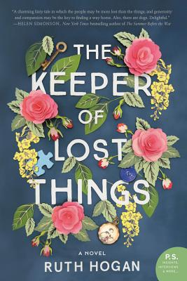 The Keeper of Lost Things: A Novel Cover Image