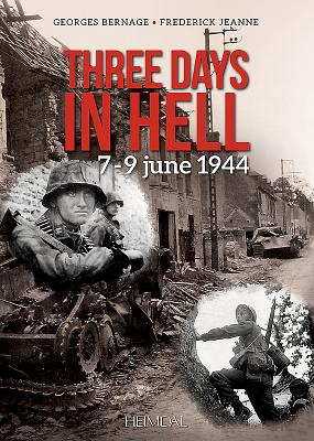 Three Days in Hell: 7-9 June 1944 Cover Image