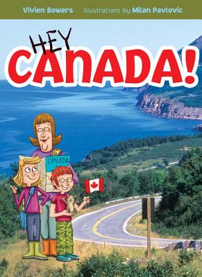 Hey Canada! Cover