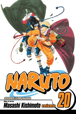 Naruto, Vol. 20 cover image