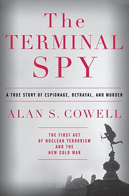 The Terminal Spy Cover