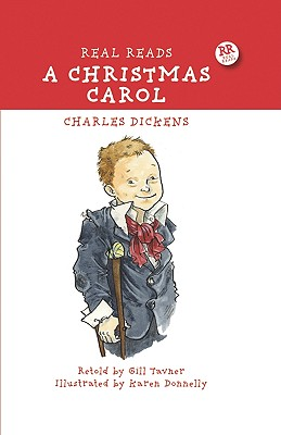 A Christmas Carol (Real Reads) Cover Image
