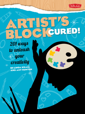 Artist's Block Cured! Cover