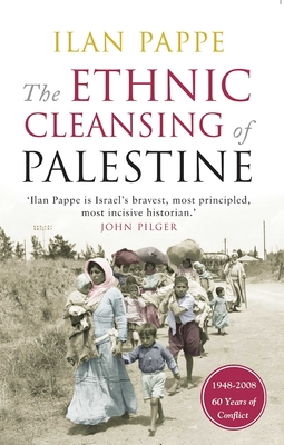 The Ethnic Cleansing of Palestine Cover Image