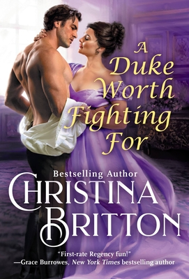 A Duke Worth Fighting For (Isle of Synne #3) Cover Image