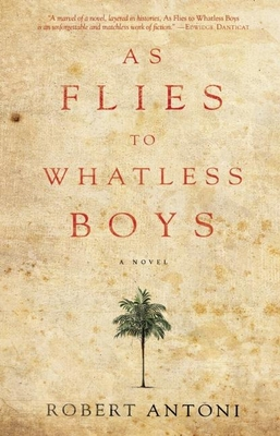 As Flies to Whatless Boys Cover
