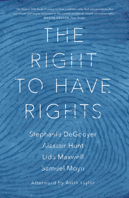 The Right to Have Rights Cover Image