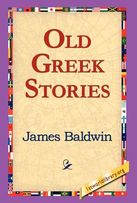 Old Greek Stories Cover