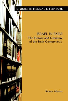 Israel in Exile Cover