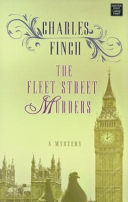 The Fleet Street Murders Cover Image