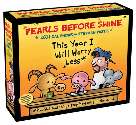 Pearls Before Swine 2021 Day-to-Day Calendar Cover Image