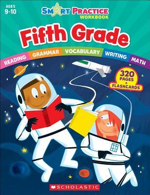 Smart Practice Workbook: Fifth Grade Cover Image