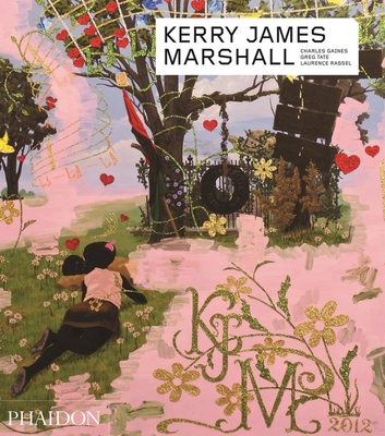 Kerry James Marshall (Phaidon Contemporary Artist Series) Cover Image