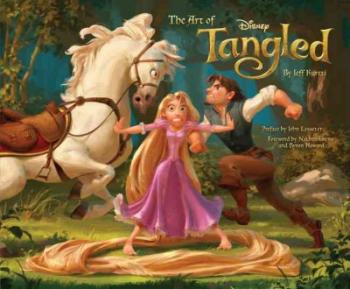The Art of Tangled Cover Image