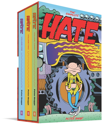 Cover for The Complete Hate
