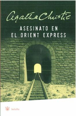 Asesinato en el Orient Express = Murder on the Orient Express Cover Image