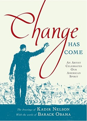 Change Has Come Cover