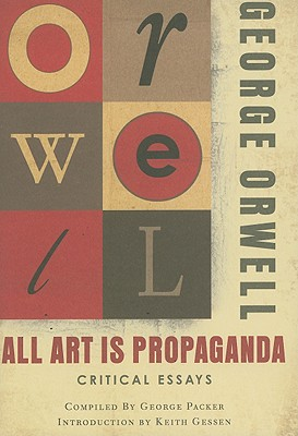 All Art Is Propaganda Cover