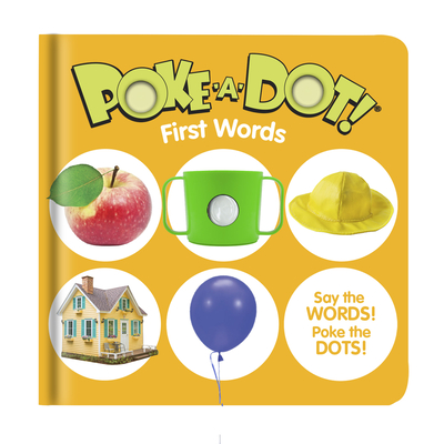 Poke-A-Dot: First Words Cover Image