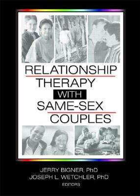 Relationship Therapy with Same-Sex Couples Cover Image