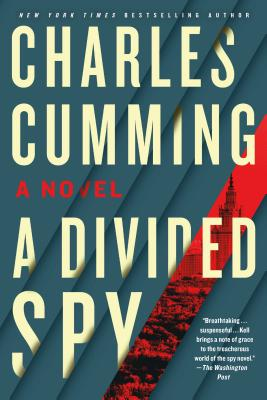 A Divided Spy: A Novel (Thomas Kell #3) Cover Image