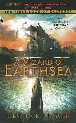 Wizard of Earthsea Cover Image