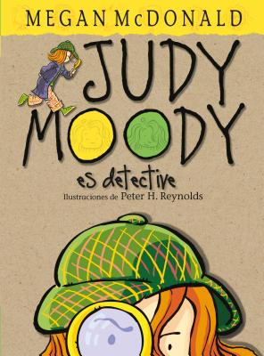Judy Moody es detective / Judy Moody, Girl Detective Cover Image