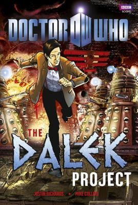 The Dalek Project Cover Image