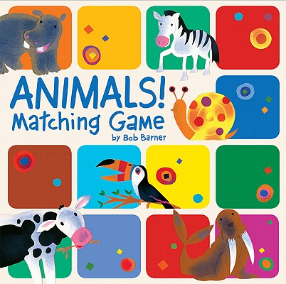 Animals! Matching Game Cover Image