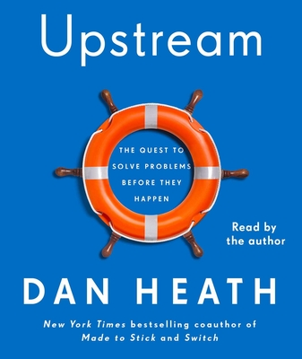 Upstream: The Quest to Stop Problems Before They Happen Cover Image